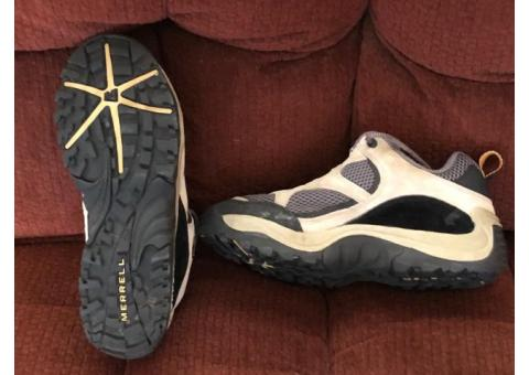 Merrell Hiking Boots, Size 8.5, Women's