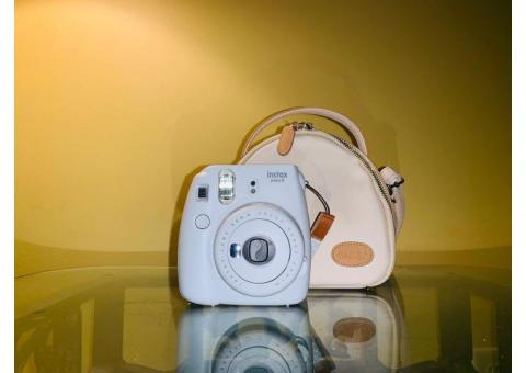 Polaroid Instax Mini 9, 12 Color Lens for Instax Mini 9, and/or Instax Mini 9 Camera Case
