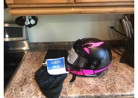 Youth HJC Snowmobile Helmet