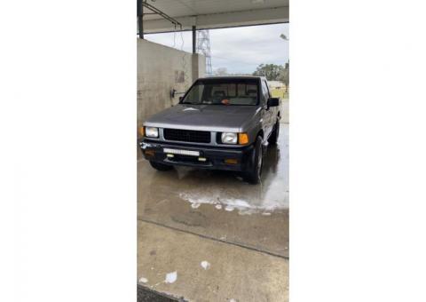 1990 Isuzu Pickup Single Cab